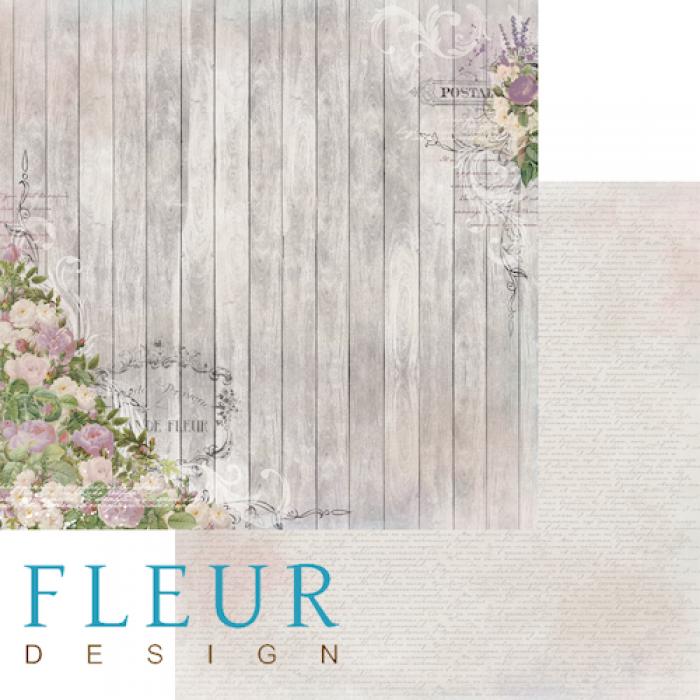 Бумага переулок, коллекция цветы прованса для скрапбукинга