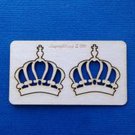 Чипборд корона