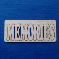 Чипборд MEMORIES