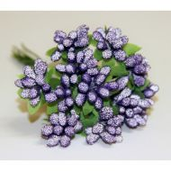 Фиолетовых ягодок букет