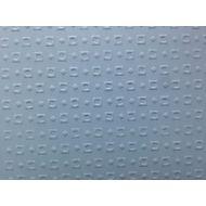 Голубая бумага с тиснением кубики