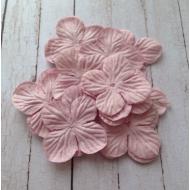 Гортензии розовые 3,5 см