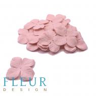 Гортензия нежно-розовая 3,5 см