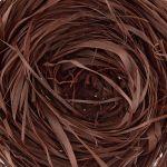 Лыко чесаное коричневое