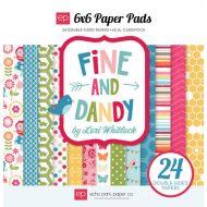 Набор бумаги Fine & Dandy 15 х 15 см