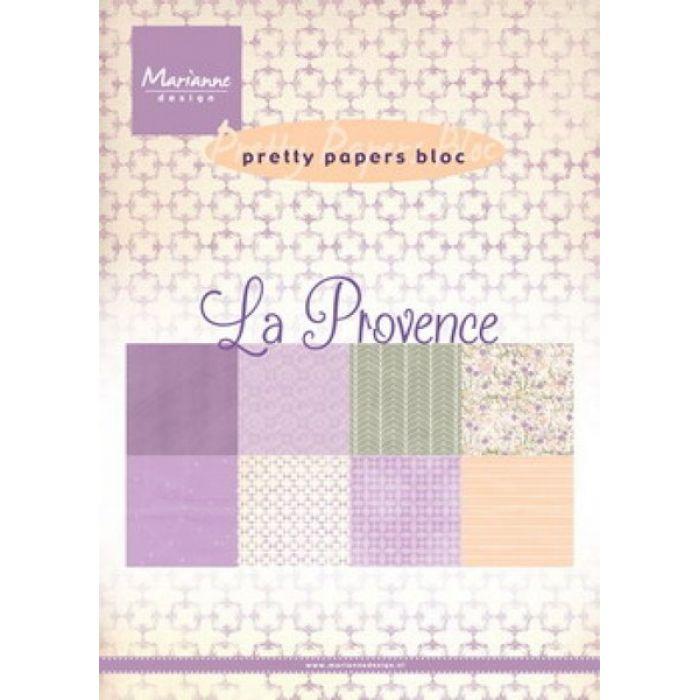 Набор бумаги La Provence А5 для скрапбукинга