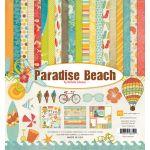 Набор бумаги Paradise Beach 30,5 х 30,5 см