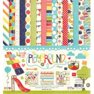 Набор бумаги Playground 30,5 х 30,5 см