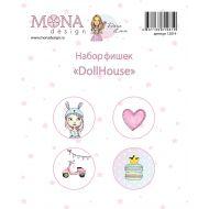Набор фишек Dollhouse
