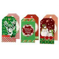 Набор шильдиков Christmas diary