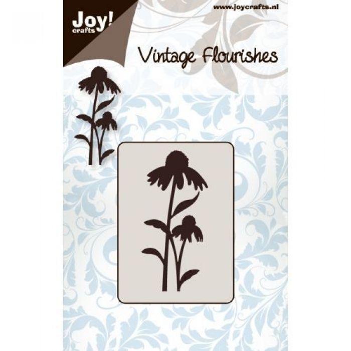 Нож для вырубки и тиснения цветы и листья 2 для скрапбукинга