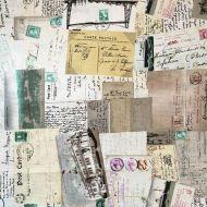 Отрез ткани письма