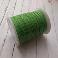 Свежая зелень вощёный шнур