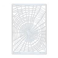 Трафарет-маска паутинка