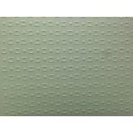 Зелёная бумага с тиснением кубики
