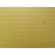 Жёлтая бумага с тиснением кубики