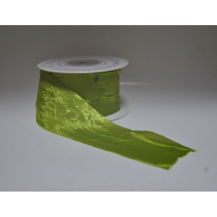 Креповая лента сельдереевая для скрапбукинга