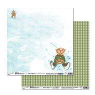Бумага 1, коллекция однажды зимой