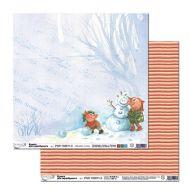 Бумага 5, коллекция однажды зимой