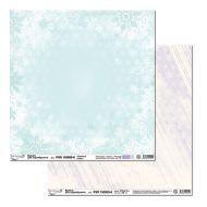 Бумага 6, коллекция снежные узоры