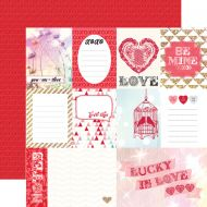 Бумага Love This, коллекция Lucky In Love