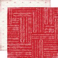 Бумага Love Song, коллекция Words of Love