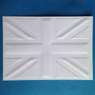 Флаг Великобритании, тисненый картон