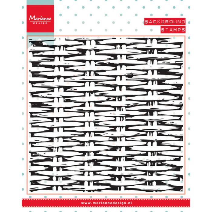Фоновый штамп плетеный фон для скрапбукинга