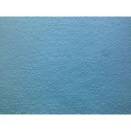 Голубая бумага с тиснением снежинки А4