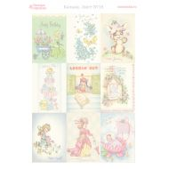 Калька детские открытки