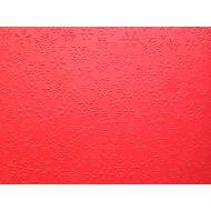 Красная бумага с тиснением снежинки А4