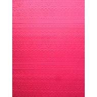 Красная бумага с тиснением зимний свитер А4