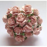 Розы кремовые 14 мм