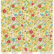 Бумага Flower Garden, коллекция Summertime
