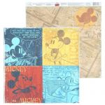 Бумага Mickey, коллекция Old's cool