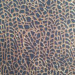 Отрез ткани, коллекция морские ракушки