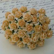 """Розы """"Осеннее золото"""", 20 мм"""