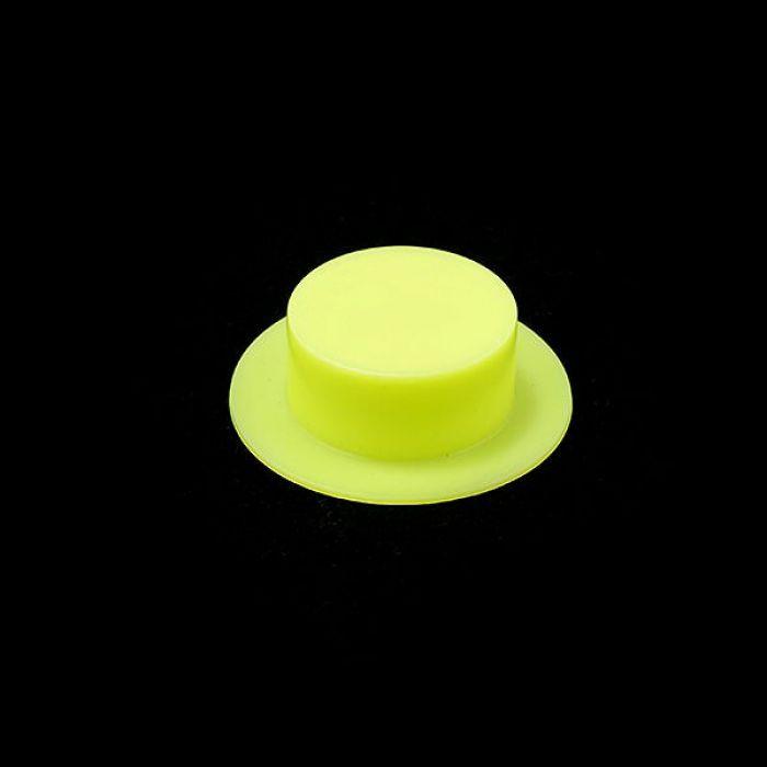 Шляпа желтая для игрушек для скрапбукинга