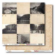 Бумага  Почтовые карточки, коллекция Волны памяти