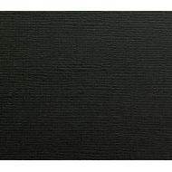 Кардсток текстурированный ЧЕРНЫЙ