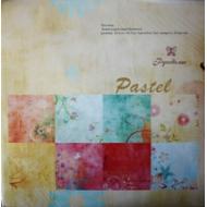 Набор бумаги Пастель 30 х 30 см