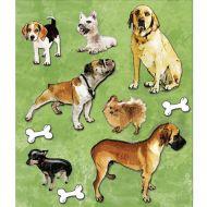 3-D наклейки Собачки, коллекция Маленькие радости жизни