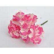 Астра махровая розовая
