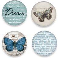 Фишки бабочки 1