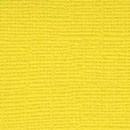 Кардсток текстурированный Весенний одуванчик (жёлтый)