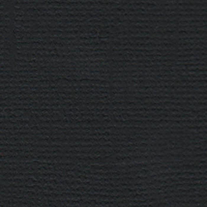Кардсток текстурированный Вороной конь (чёрный) для скрапбукинга