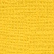 Кардсток текстурированный Кукурузный початок (ярко-жёлтый)