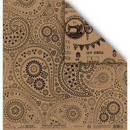 Бумага 1310-7, коллекция Крафт