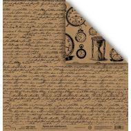 Бумага 1310-6, коллекция Крафт