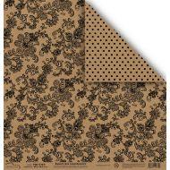 Бумага 1310-8, коллекция Крафт